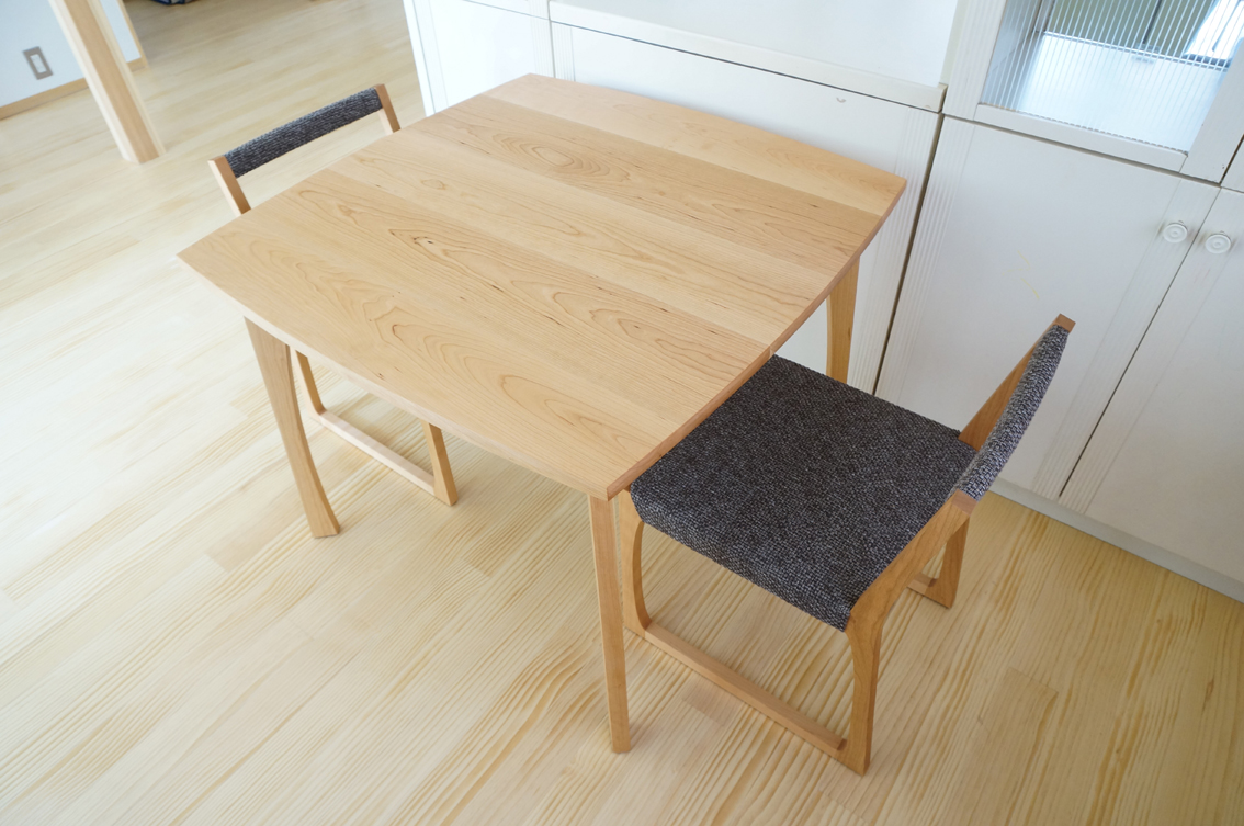 knot standard table/K-CO_BFA & KW344 TS_CHAIR