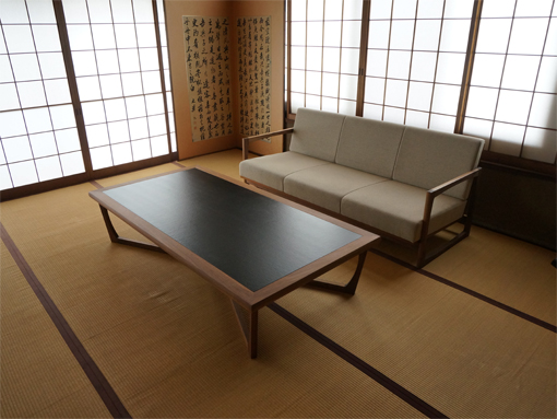 KW342 N LOW TABLE&KW333 WF_3P SOFA